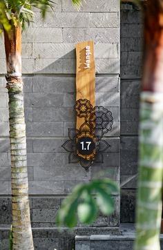 Hotel Indigo Bali – Bentuk