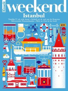 FFFFOUND! | design work life » cataloging inspiration daily #inspiration #illustration #design #istanbul