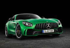 The Mercedes-AMG GT R Is a 577-HP Monster #MercedesBenz #Mercedes #MercedesAMG #AMGGTR #Design #DrivingPerformance