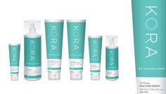 Kora #packaging #cosmetic #health #beauty