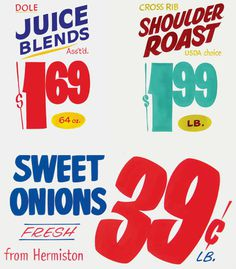 Sign Painters: slide 9 #food