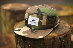 fivepanel_camo #camo #5panel #design #texture #photography #hat #typography