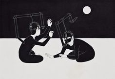 Moonassi – Illustration inspiration on MONOmoda