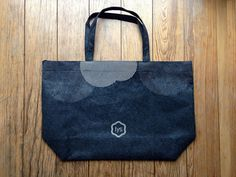 LYS Vintage Shopping Bag inineumann #shopping #neumann #lys #design #graphic #vintage #ini #bag