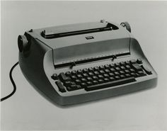 IBM Selectric Typewriter turns 50, yells at tablets to get off its lawn -- Engadget