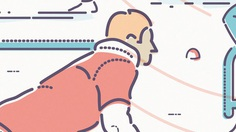 NEW SCIENTIST - 2018 EXERCISE MYTHS on Behance