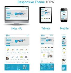 Mogent - Magento Theme #responsive #store #theme #furniture #magento #mobile #template #ready