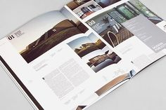 FFFFOUND! #print #layout #magazine