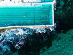 Bondi Beach From Above: Fascinating Drone Photography by Arnold Longequeue