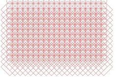 Noise Pattern #pattern #design #graphic #shapes #grid