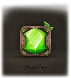Strangelings on Behance #ipad #design #icons #iphone #app