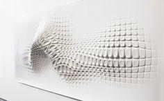 Ora-ïto's concept for Wallpaper* and Reebok - Creative Journal #ora #sculpture #ito #wall #organic