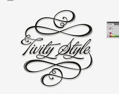 Tivity Style Logo por Pancholopezstudio.com #logotipe