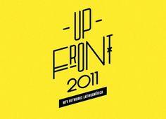 MTV Upfront | Fubiz™ #pogo #mtv #typography