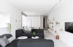 Minimal Tel Aviv apartment