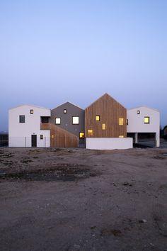 Architekti.sk – designed a Kindergarten over the vineyard