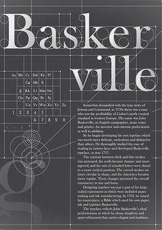 http://weandthecolor.com/wp-content/uploads/2012/06/Baskerville-Typography-Poster-01.jpg #type #specimen #poster