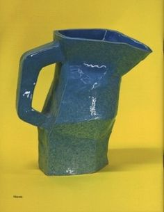 void() #blue #ceramics #yellow #publishing