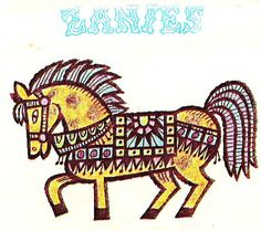 ZANIES Matchcover Horse | Flickr Photo Sharing!