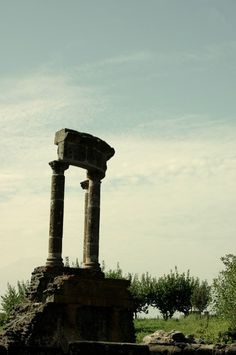 Photograph Collection - Charles Poulson Graphic Design #columns #photography #ruins #pompei #italy