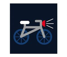 UP AND DOWN - OLD AND NEW on the Behance Network #illustration #bike