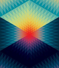 Andy Gilmore Geometric Design 2 #design #illustration #geometric #geometry #andy gilmore