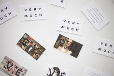 Very Much - A brand built on quantity on Behance