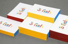 3fish1_01312013 #logo #identity #typography