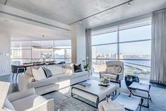 Here's a Look Inside Kim Kardashian's $30 Million New York City Airbnb Penthouse #kimkardashian #NewYork #Airbnb #Penthouse #dreamhome #ho