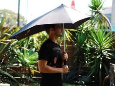 Senz Storm Umbrella #tech #flow #gadget #gift #ideas #cool
