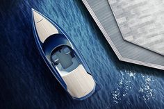 Aston Martin unveils the AM37 powerboat #AstonMartin #AM37 #Powerboat #MilanDesign Week #SaloneDelMobile