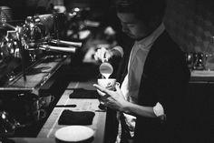http://yves-laroque.squarespace.com/ #kitsune #cafe #tokyo #coffee #japan