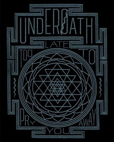 uo-tribe.jpg 530×658 pixels #underoath #dark #apparel #typography