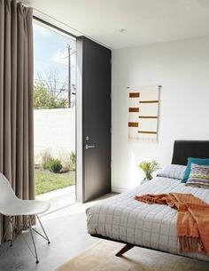 bedroom, Austin, Texas / Alterstudio Architecture