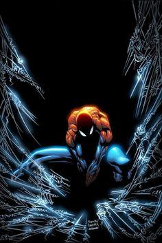 20 Cool Spiderman Drawings