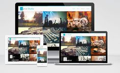 Cyrus Studio – Free Business and Portfolio Bootstrap Template