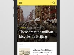 News Index #font #mobile #blog