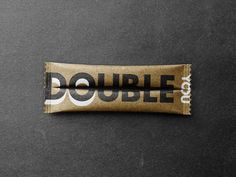 DOUBLE U COFFEE #coffee #packaging