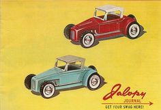 The Jalopy Journal » Blog Archive » Power For Winning… #advertisement #swag #journal #jalopy