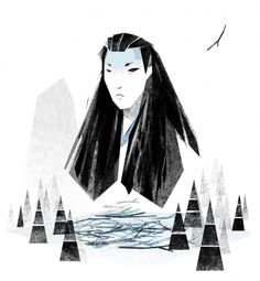Dreamlike drawings by Junyi Wu I Art Sponge