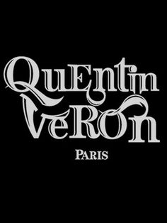 Quentin Veron - Photos, Videos, Links / Coolspotters #veron #logotype #quentin