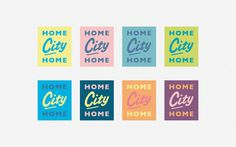 Home City Home | ID on Behance #525