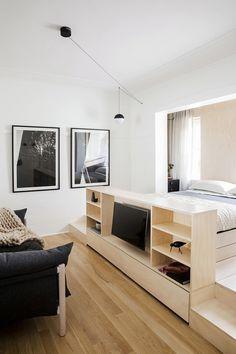 22 sqm Art Deco Studio Apartment in Sydney's Inner City 1