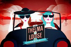 All sizes | t&l | Flickr - Photo Sharing! #movie #vector #louise #y #thelma #desert