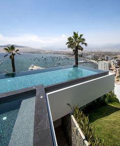 South American Luxury Villa in Peru - home decor, architecture, house, house design, dream home, #architecture