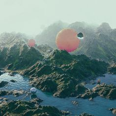 #otherworld #c4d