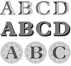 Visuelle.co.uk #type #alphabet #letters