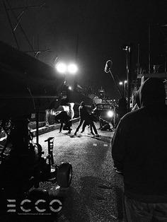 ECCO (2019) #film #movie #bts #location #spythriller #eccomovie