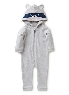 Baby Clothes Jumpsuits   Nb Racoon Jumpsuit   Seed Heritage #racoon