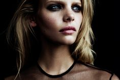 Marloes Horst by Billy Kidd for Oyster Australia #fashion #photography #beauty